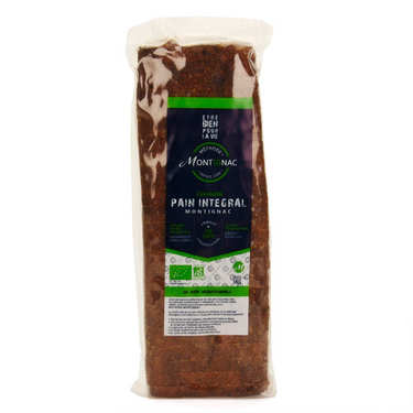 Organic Sliced Integral Bread - Montignac