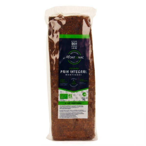 Organic Sliced Integral Bread - Montignac