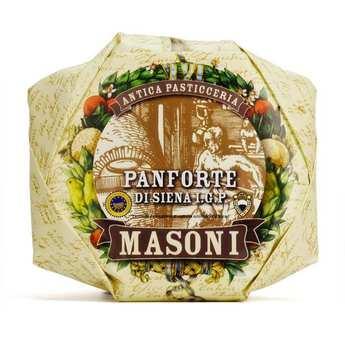 Masoni - Panforte bianco from Siena - Masoni