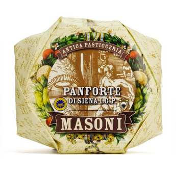 Masoni - Panforte bianco de Sienne IGP - Masoni