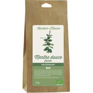 Cook - Herbier de France - Organic spearmint infusion