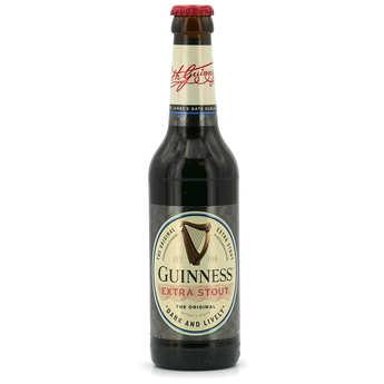 Brasserie Guinness - Guinness Extra Stout - bière Irlandaise 4,1%