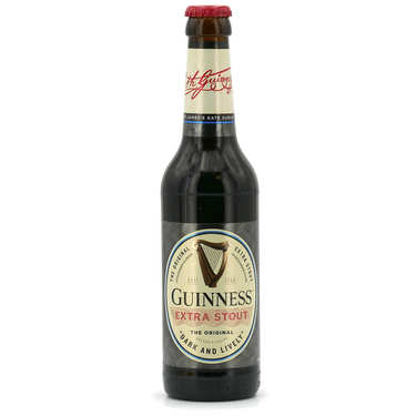 Extra Stout Guinness  - Irish Beer 4,1%