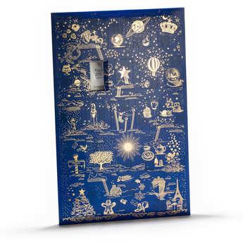 Dammann frères - Tea Advent Calendar by Dammann Frères