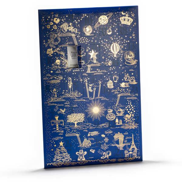 Tea Advent Calendar by Dammann Frères