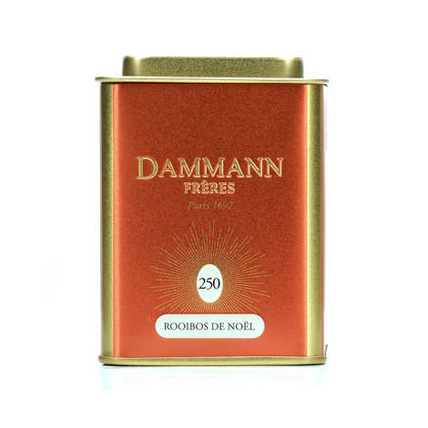 Dammann frères - Rooibos de Noël en boîte métal - Dammann Frères