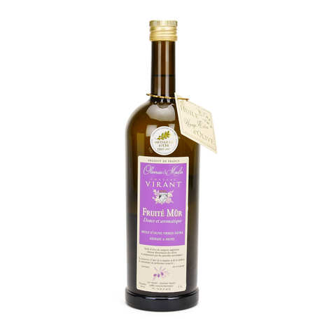 Château Virant - Huile d'olive fruité mûr Château Virant