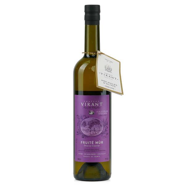 Huile d'olive fruité mûr Château Virant