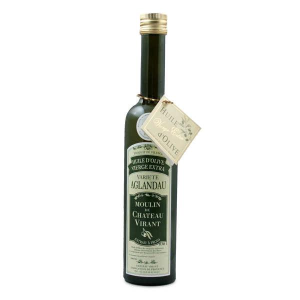 Huile d'olive Aglandau Château Virant