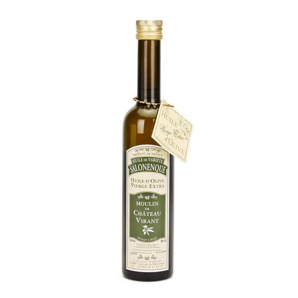Huile d'olive Salonenque Château Virant