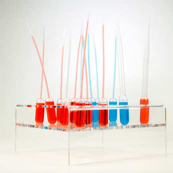 - Mini pipettes 4.5ml