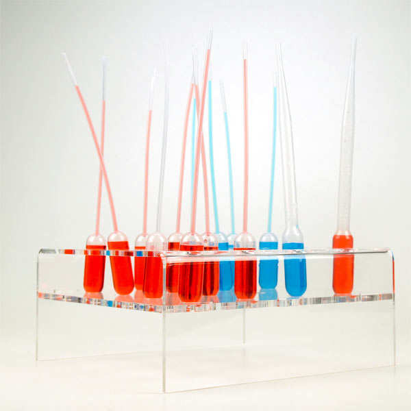 Micro pipettes souples 4.5ml
