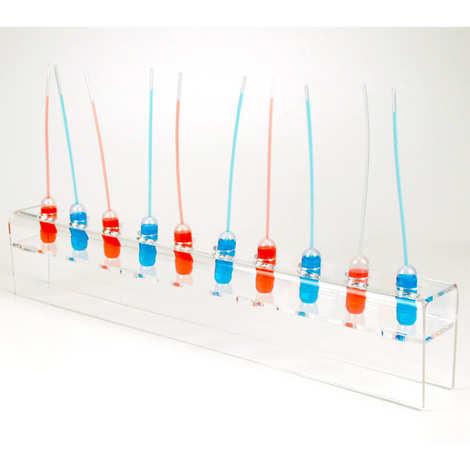 - Mini pipettes 4.5ml