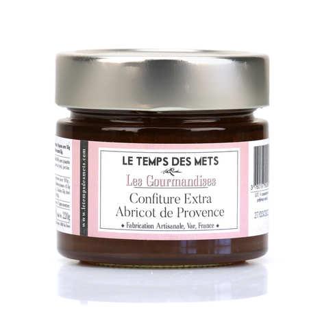 Le Temps des Mets - Confiture d'abricots du Roussillon