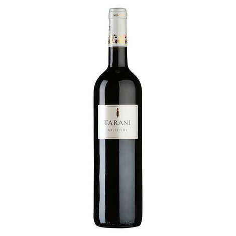 Vinovalie - Tarani Red Wine - PGI Comté Tolosan
