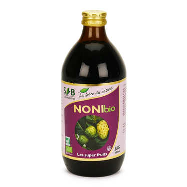 Organic Hawaiian Noni Pure Juice