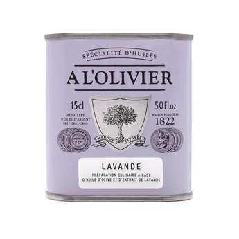 A L'Olivier - Extra Virgin Olive Oil With Lavender