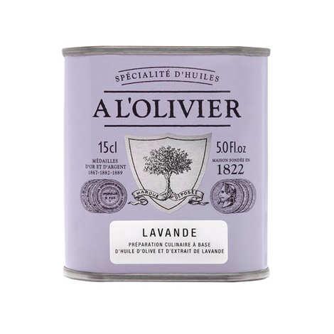 A L'Olivier - Huile d'olive vierge extra à la lavande