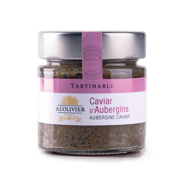 Caviar d'aubergines - A L'Olivier
