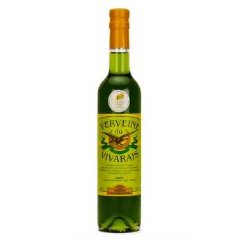 Udivel - Green Verbena Liqueur from Vivarais 45%