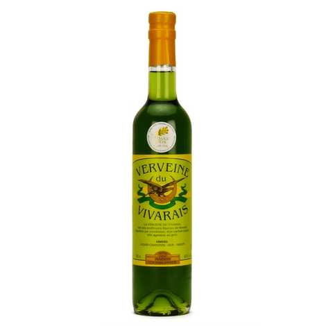 Udivel - Green Verbena Liqueur from Vivarais 45%