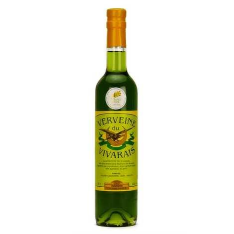 Udivel - Liqueur verveine du Vivarais verte 45%