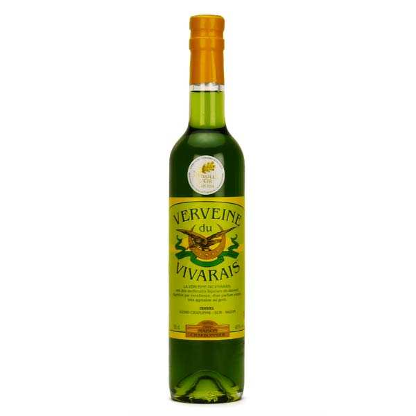 Green Verbena Liqueur from Vivarais 45%