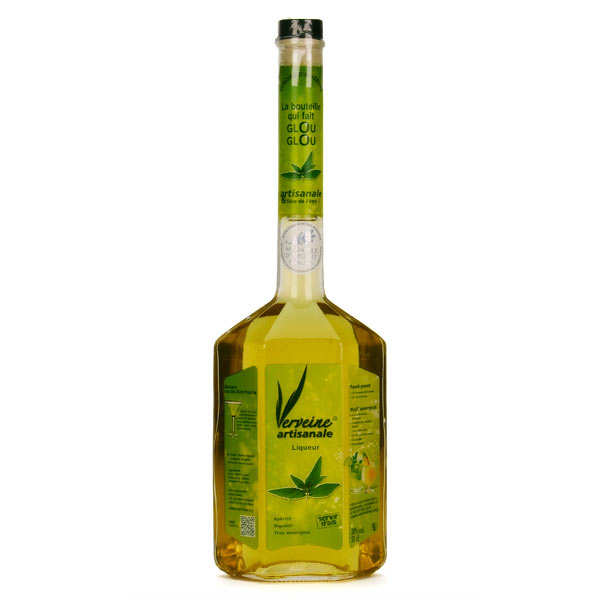 Hand-crafted Verbena Liqueur from Auvergne 30%