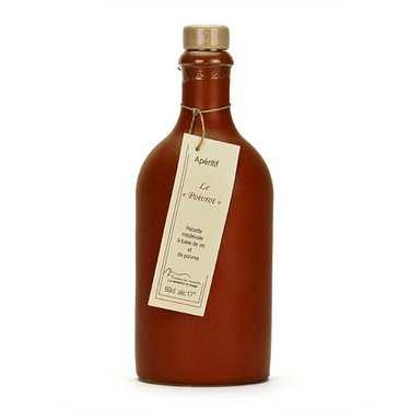 Apéritif à base de vin et poivres 17% - le Poivrot