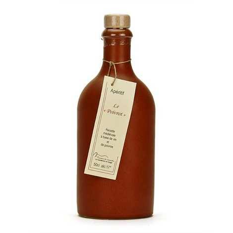 Domaine des marmottes - Apéritif à base de vin et poivres 17% - le Poivrot