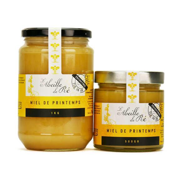 Miel de printemps de Charente Maritime