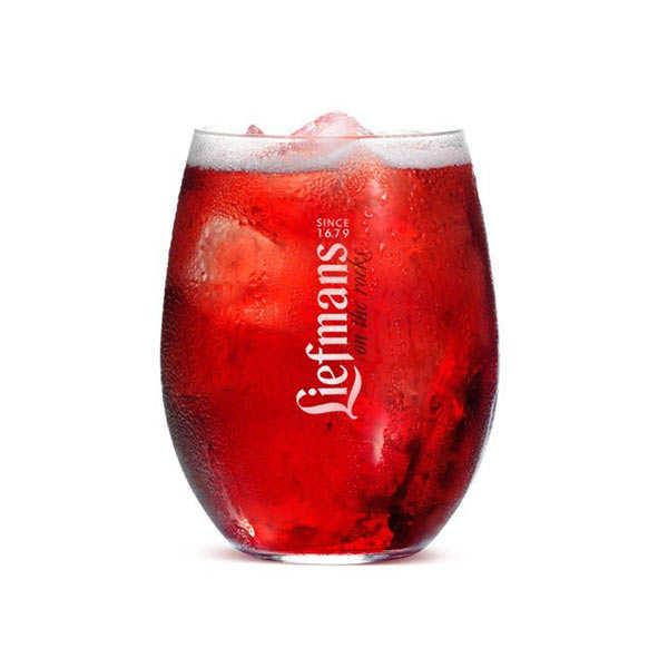 Liefmans Fruitesse Beer Glass