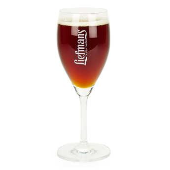 Brasserie Liefmans - Verre à pied pour bière Liefmans 25cl