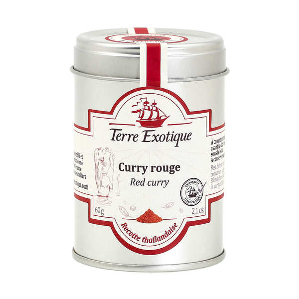 Curry rouge Thaï