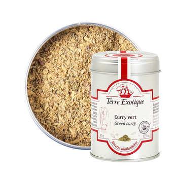 Terre Exotique - Thai Green Curry Powder