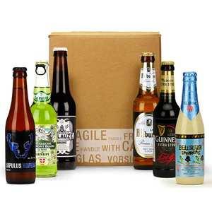 BienManger paniers garnis - 6 Beers September Discovery Box