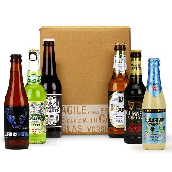 Box découverte de 6 bières de septembre
