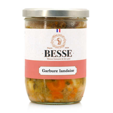 Foie gras GA BESSE - Garbure landaise