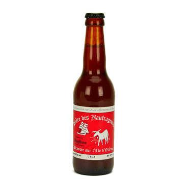 Bière à la réglisse de l'île d'Oléron - Brasserie Les Naufrageurs 6%
