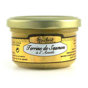 Maison Joubert - Terrine of salmon with dill