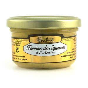 Maison Joubert - Terrine de saumon à l'aneth