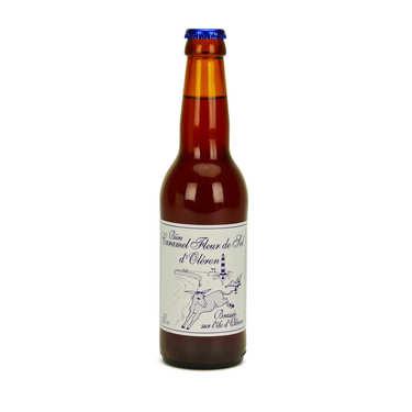 Bière caramel à la fleur de sel d'Oléron - Brasserie Les Naufrageurs 6%