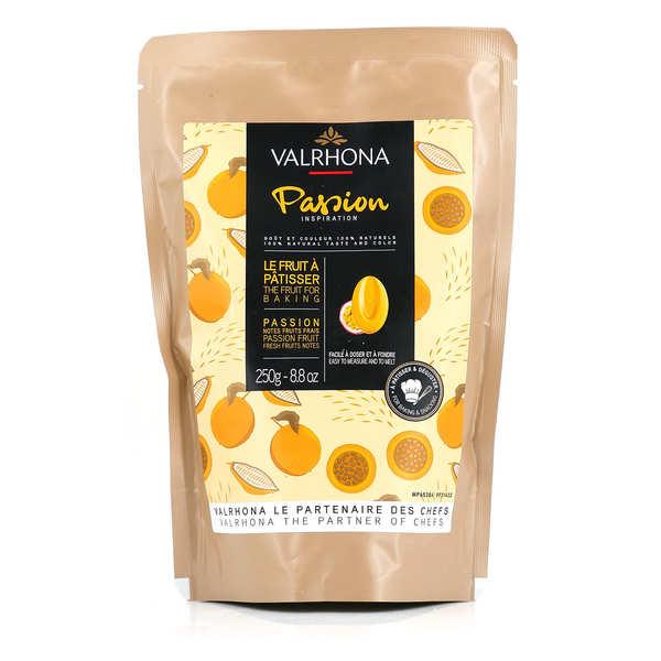 Inspiration Passion Valrhona - Couverture de fruit