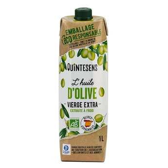 Quintesens - Organic Extra Virgin Olive Oil