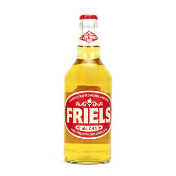 Friels Cider - Cidre Friels vintage 7,4%