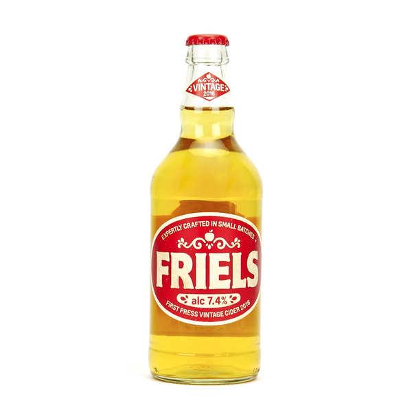 Cidre Friels vintage 7,4%