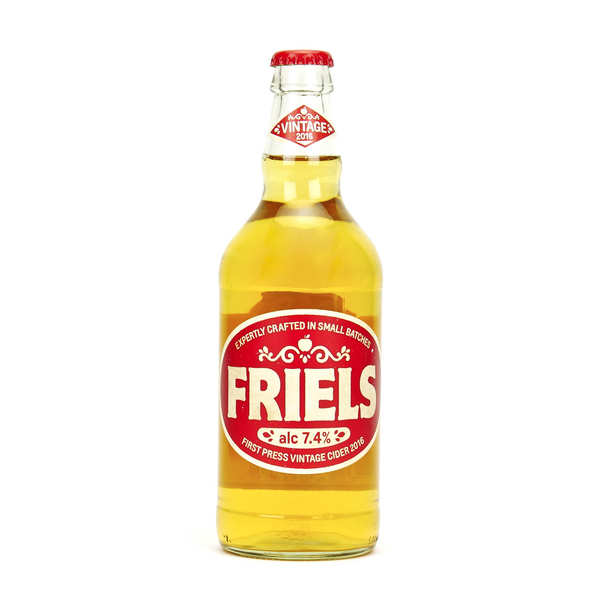 Friels Vintage Cider 7,4%