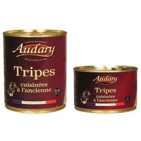 Audary Castelnaudary - Tripes cuisinées à l'ancienne