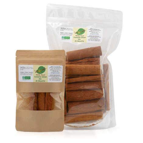 Chambas Saveurs - Organic Cinnamon Sticks from Mayotte