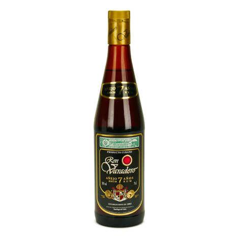 Distillerie Varadero - Rhum cubain ambré Varadero 7 ans 38%